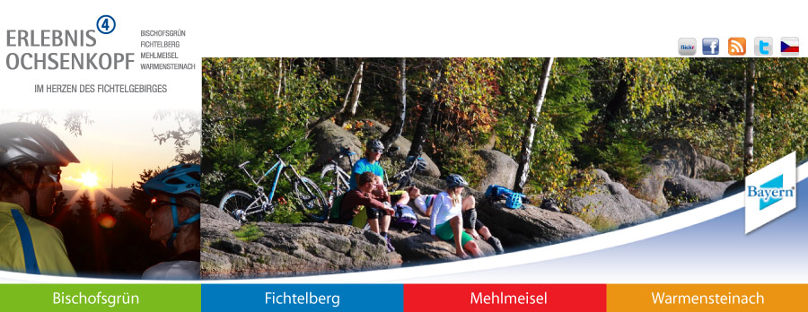 Erlebnis Ochsenkopf im Fichtelgebirge Urlaub Bayern